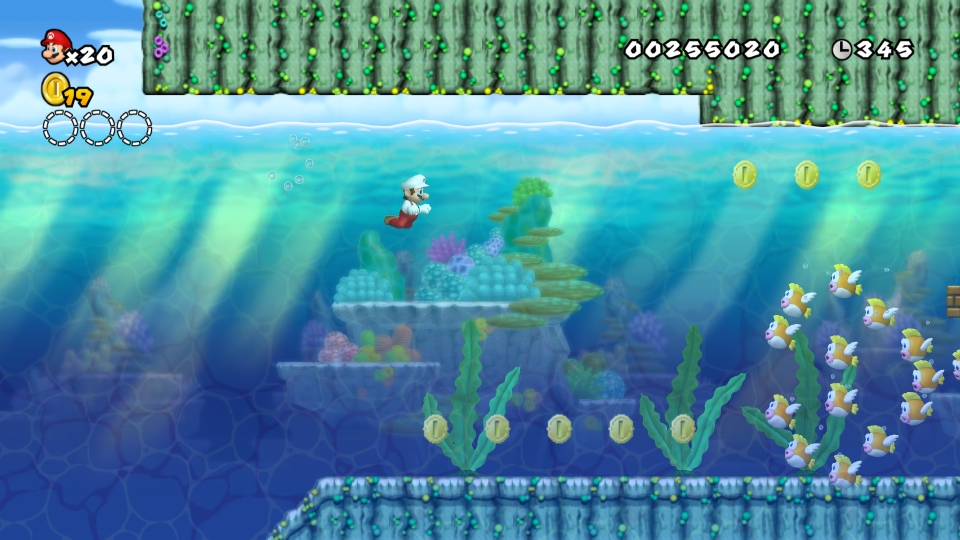 Let S New Play Super Mario Bros Wii The Unconventional Gamer